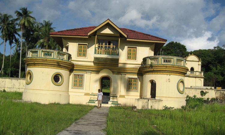 Istana Kantor (Kerajaan Melayu)