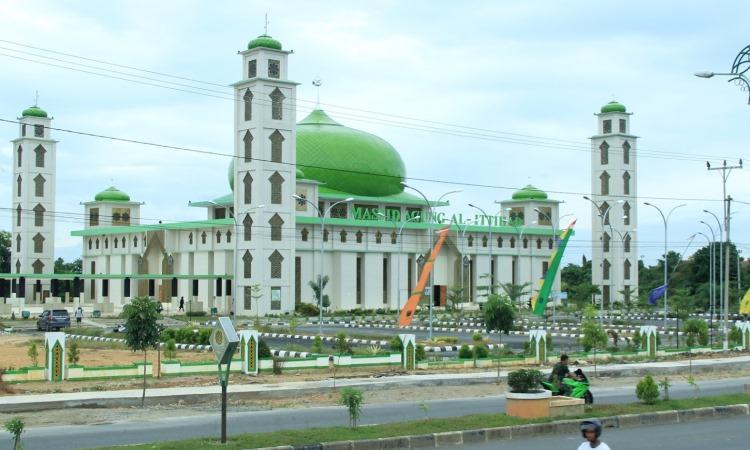 Masjid Agung Al-Ittihad