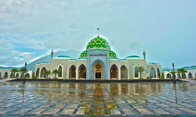 Masjid Agung Natuna