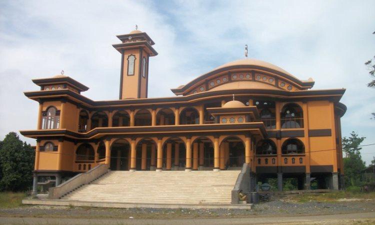 Masjid Besar Suryah Khairudin