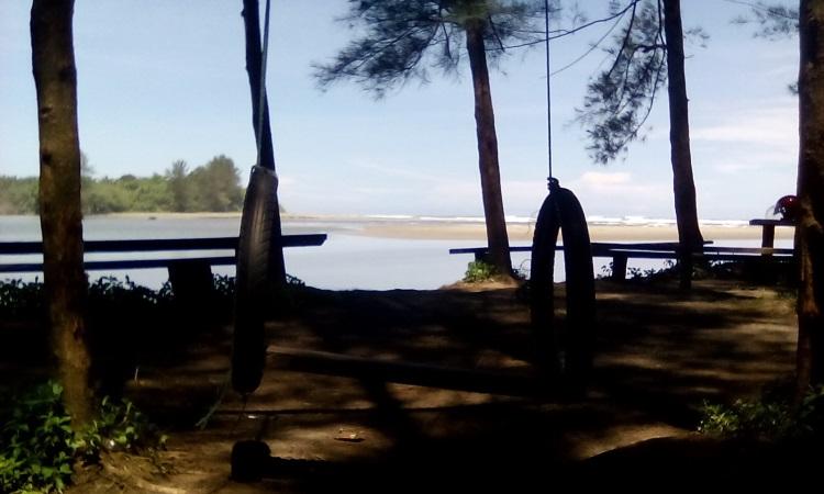 Pantai Muara Kungkai