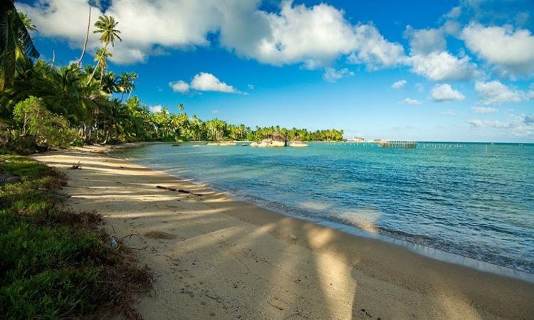 Pantai Pasir Marus