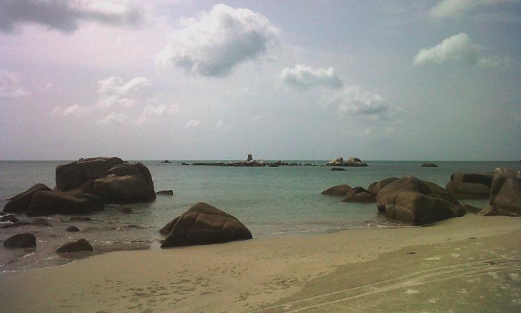 Pantai Tanjung Kemirai