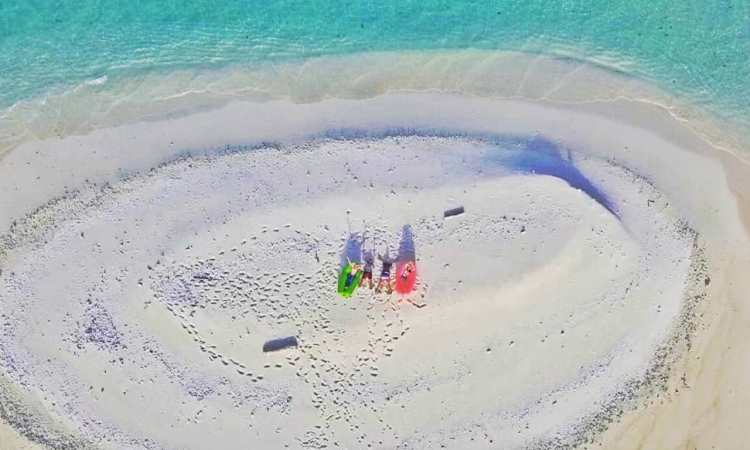 Pulau Pasir Busung
