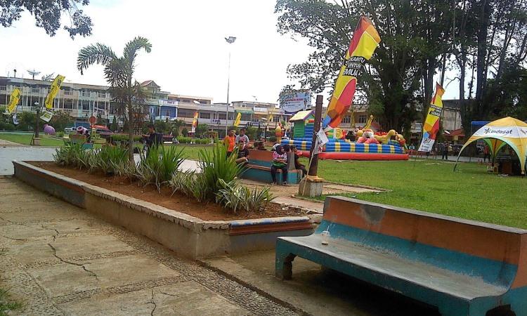 Taman Pusparagam