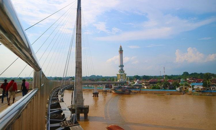 Tempat Wisata Batanghari