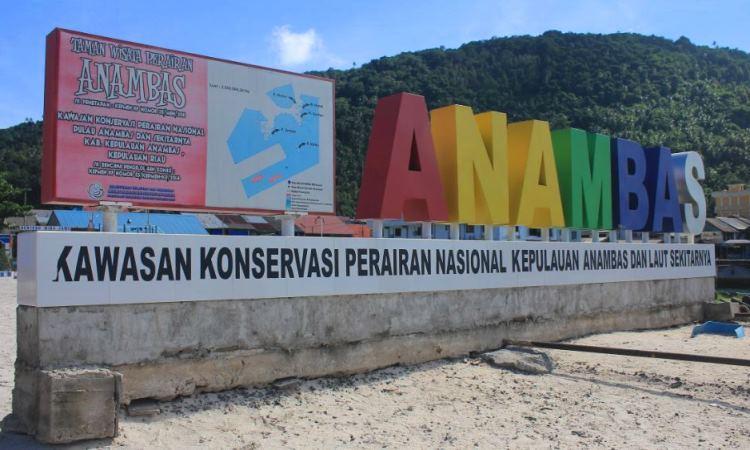 Tempat Wisata Kepulauan Anambas