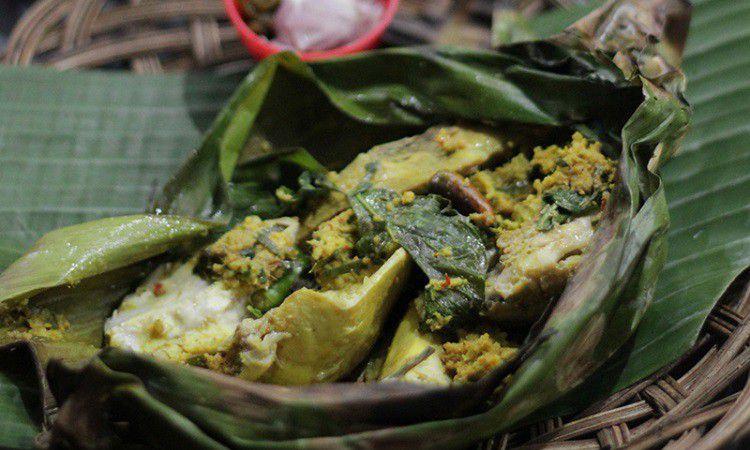 Ayam Pepes Medan