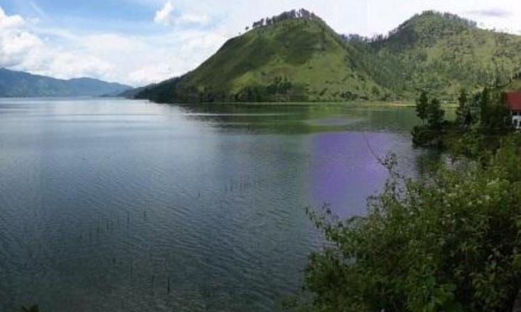 Danau Laut Nie Pineung Suasa