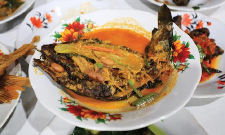 Ikan Sale Medan