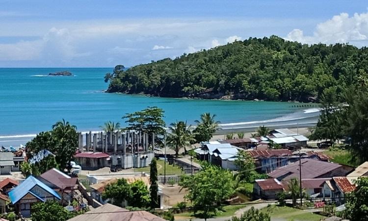 Kampung Mata Biru Lamno
