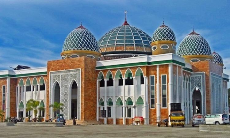 Masjid Agung Darussalihin
