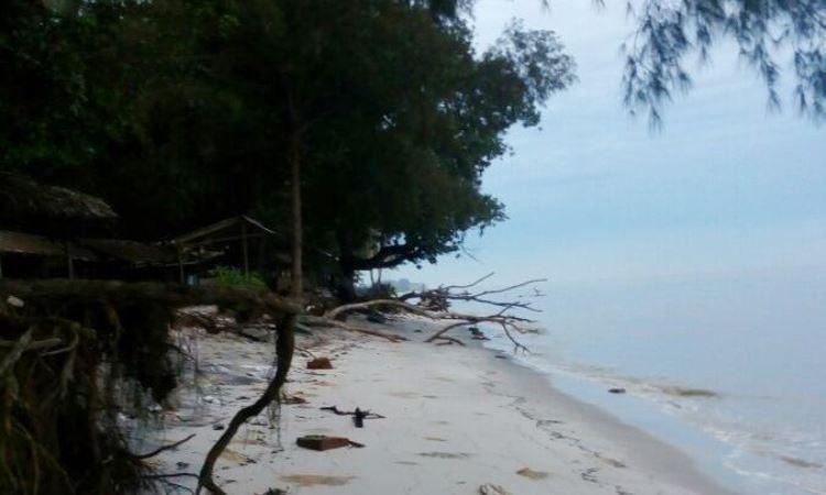 Pantai Klang Serdang Bedagai