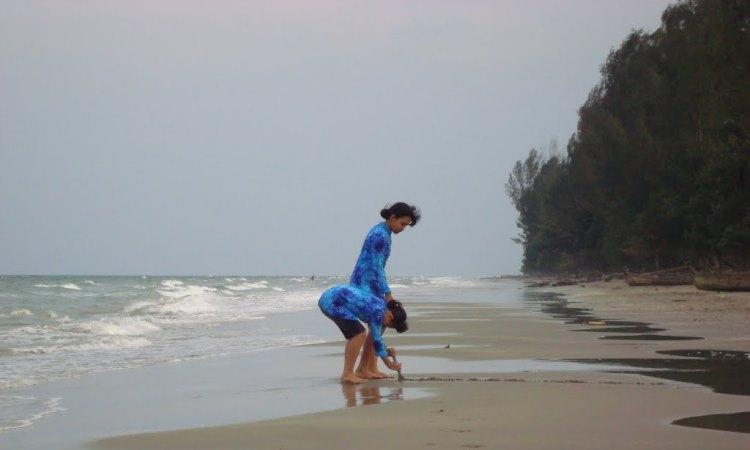 Pantai Leuge