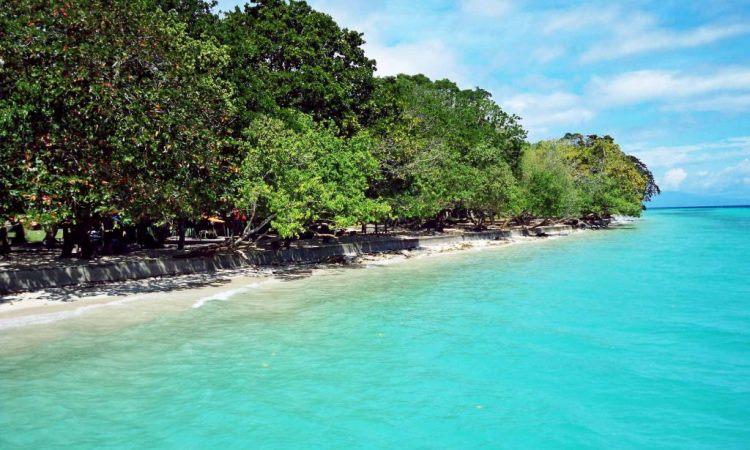 Pantai Peuneulet Baroh
