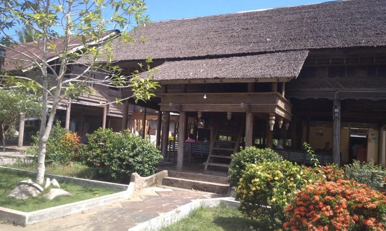 Rumah Tengku di Awe Geutah