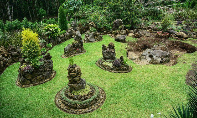 Taman Batu Organik