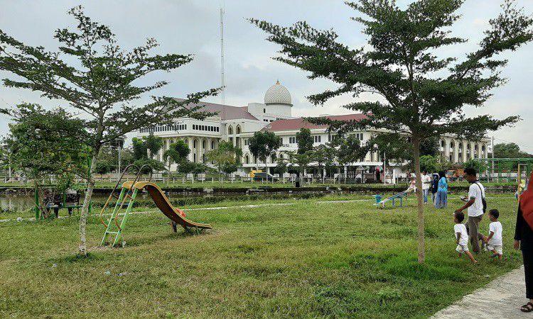 Taman Kota Pidie Jaya