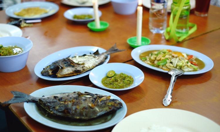 Ikan Bakar Pak N'dut