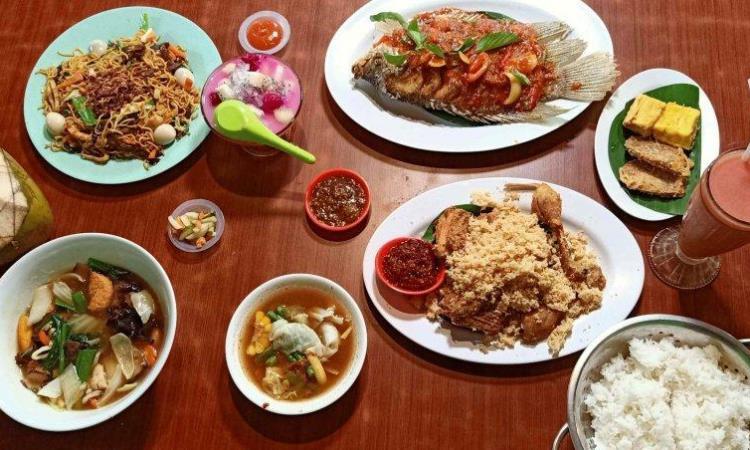 Kampoeng Bamboe Restoran