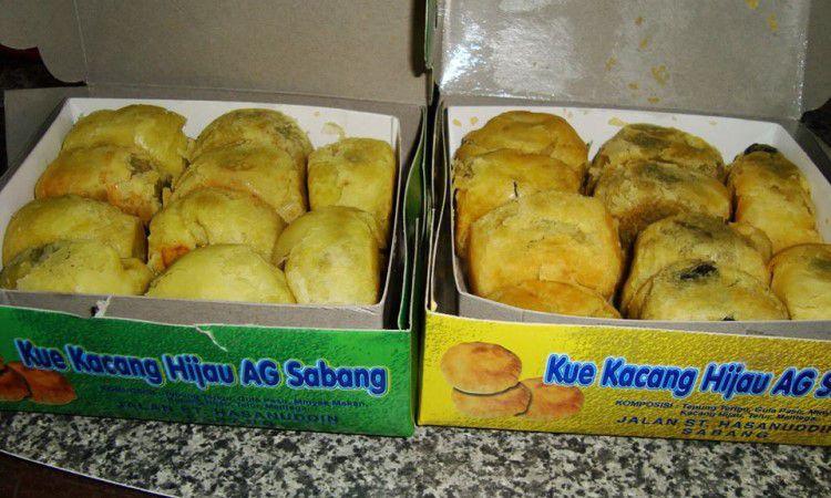 Kue Bakpia Aceh
