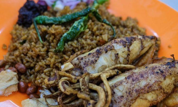 Nasi Goreng Daus
