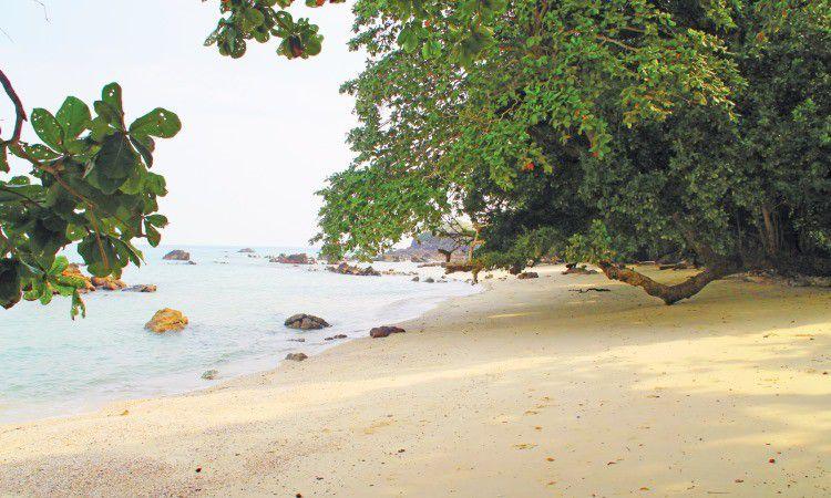 Pantai Pulau Jemur
