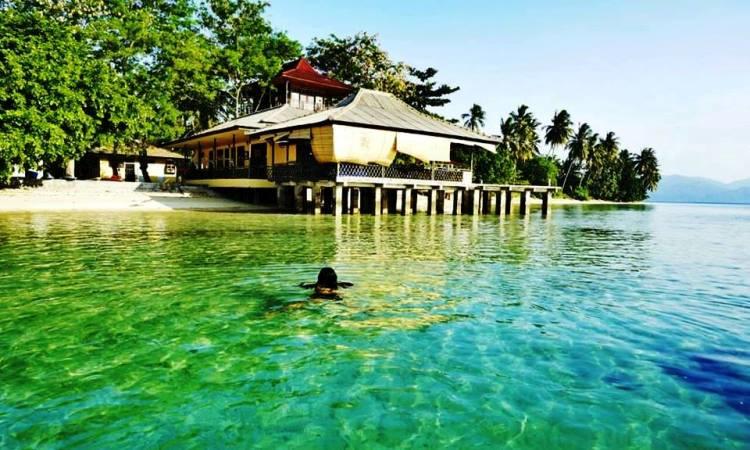 Pantai Pulau Tanjung Putus