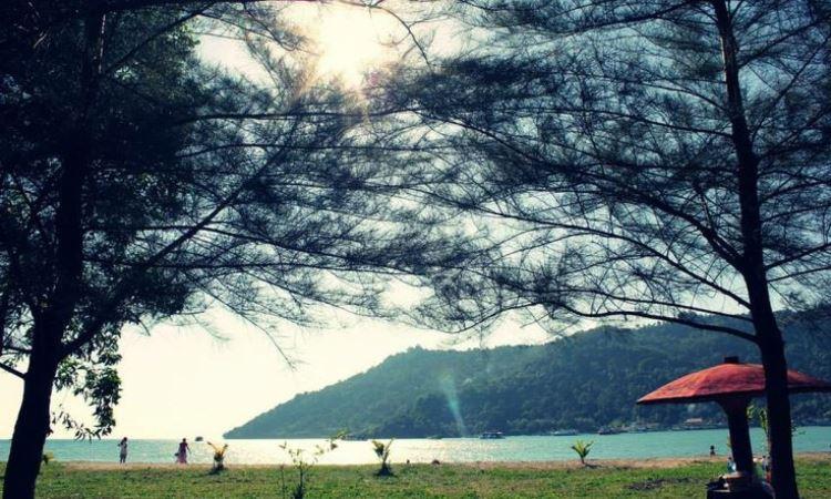 Pantai Sako