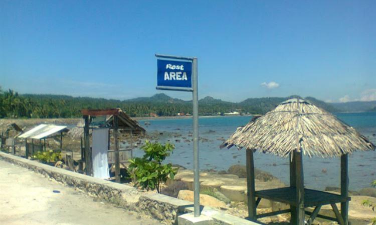Pantai Way Kunjir