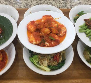 Tempat Makan Padang