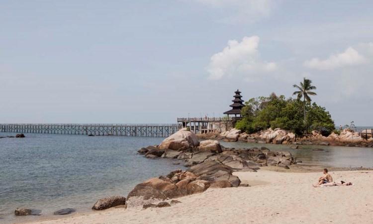 Wisata Pantai Batam