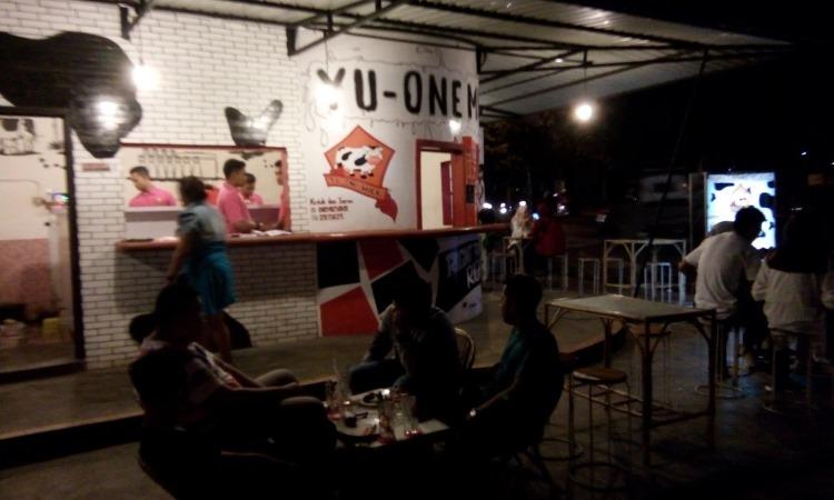 Yu One Milk Street Café