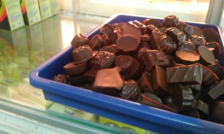 Cokelat Adam Malibou Khas Kota Pariaman