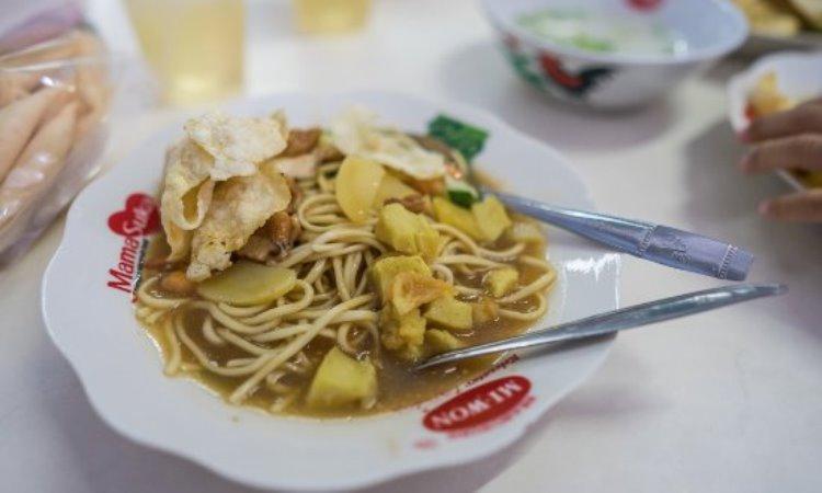 Mie Belitung