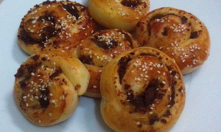 Roti Rendang