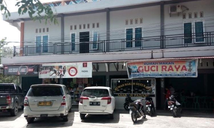 Rumah Makan Guci Raya