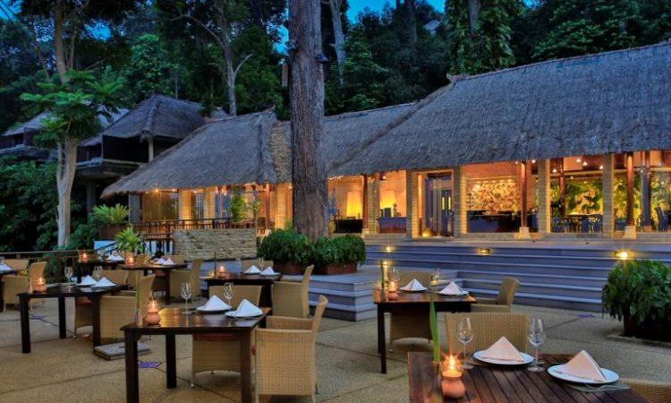Treetops Restaurant Banyan Tree