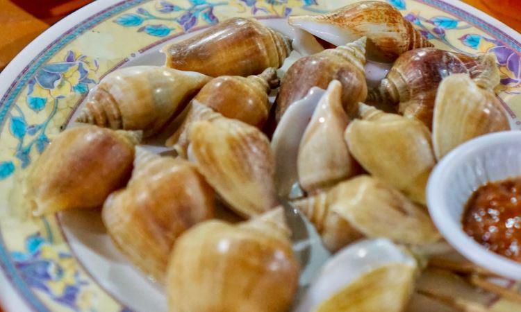Wisata Kuliner Bintan