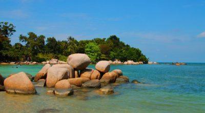 Wisata Pantai Bintan
