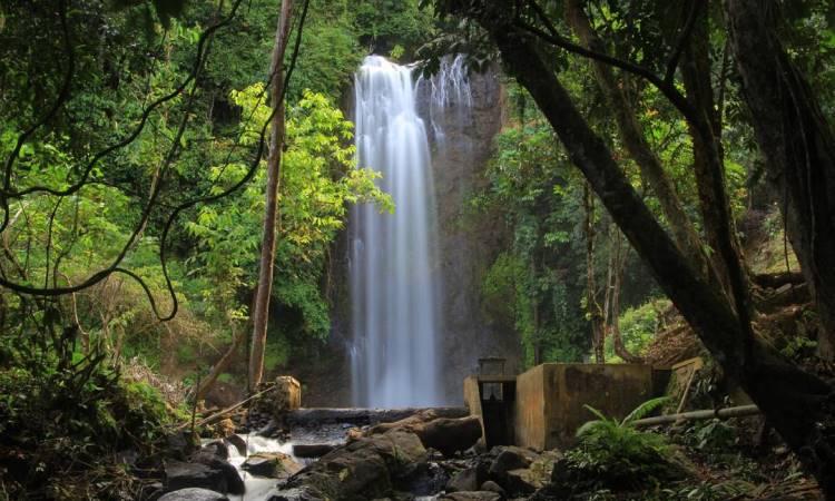 Air Terjun Renah Sungai Besar, Jambi