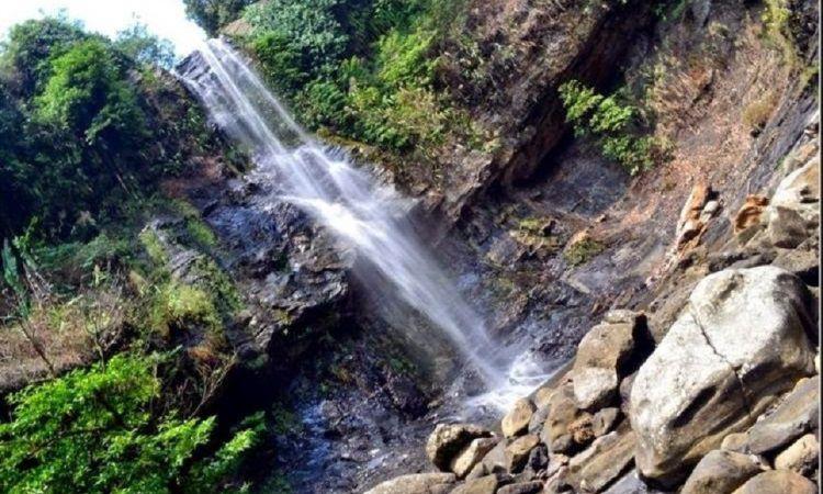 Air Terjun Bidadari, Sumatera Selatan