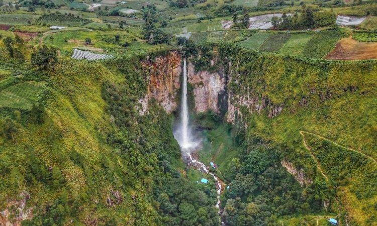 Air Terjun Sipiso Piso, Sumatera Utara