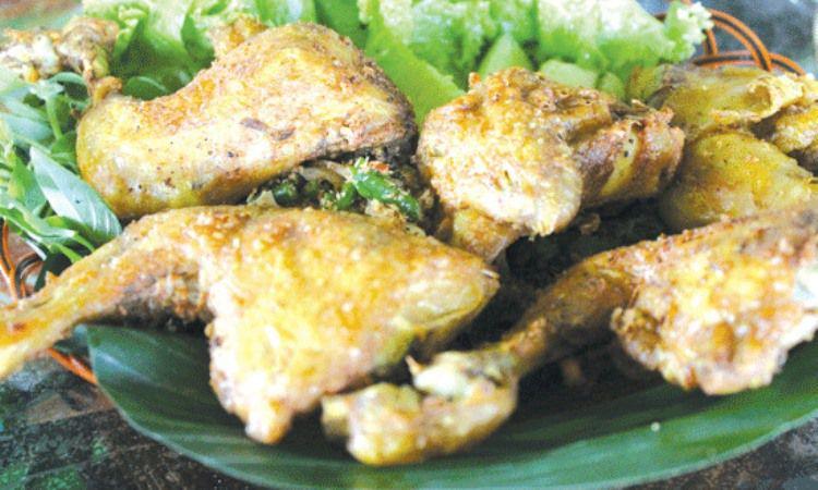 Ayam Presto Cabe Ijo Stabat