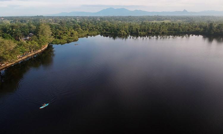 Danau Dendam Tak Sudah, Bengkulu