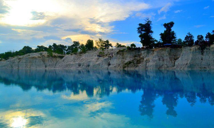 Danau Kaolin, Kepulauan Bangka Belitung