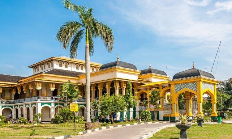Istana Maimun, Sumatera Utara