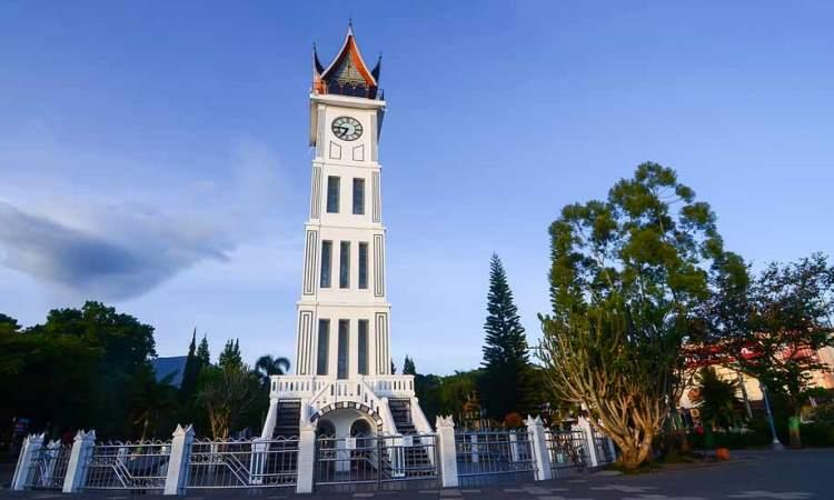 Jam Gadang, Sumatera Barat
