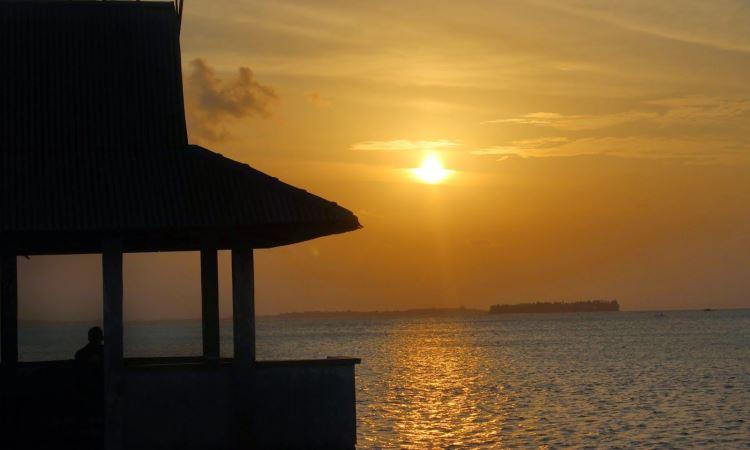 Pantai Tanjung Siambang Dompak