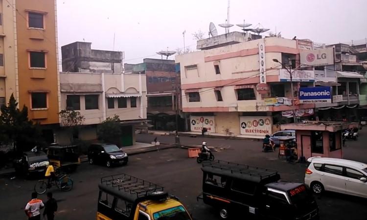 Pasar Mambo Muara Enim